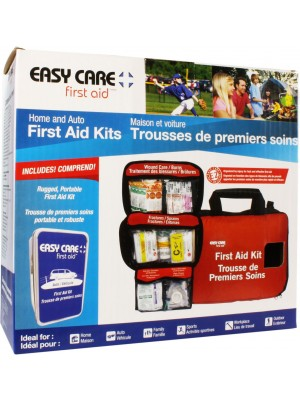 Home & Auto First Aid Kit