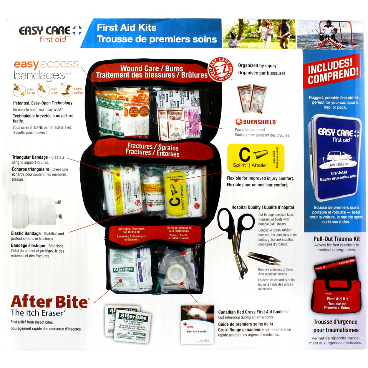 First Aid Kits Easy Care First